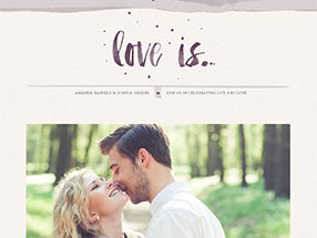 Free Premium Wedding Websites Ewedding